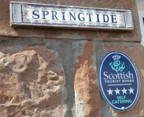 Springtide 4* Self Catering